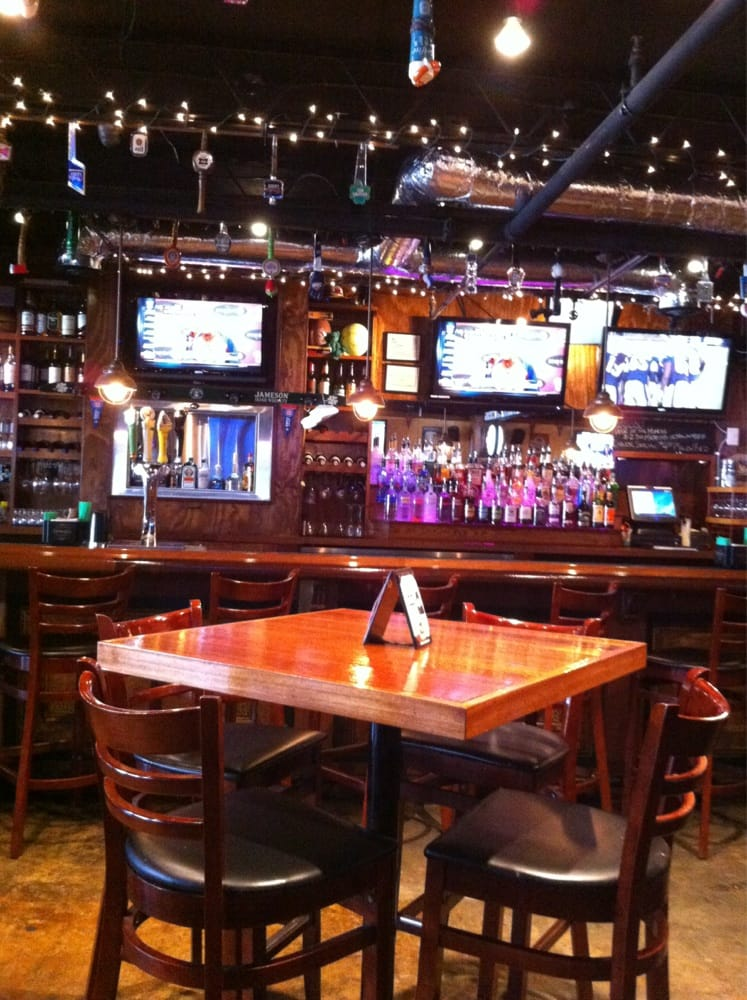 Leading Restaurant Furniture Supplier Collaborates With Pub In South  Carolina To Update Its Décor With New Seating.