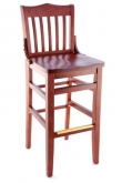 Premium US Made School House Bar Stool