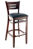 Premium US Made Henry Wood Bar Stool